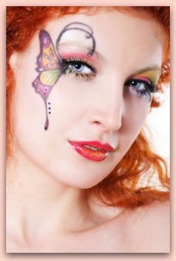Fantasy Makeup - Fairy Makeup Ideas and Tutorial