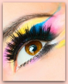Glamour Eye Makeup