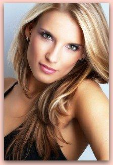 Applying Foundation Makeup