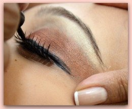 Great Lashes and Shadow